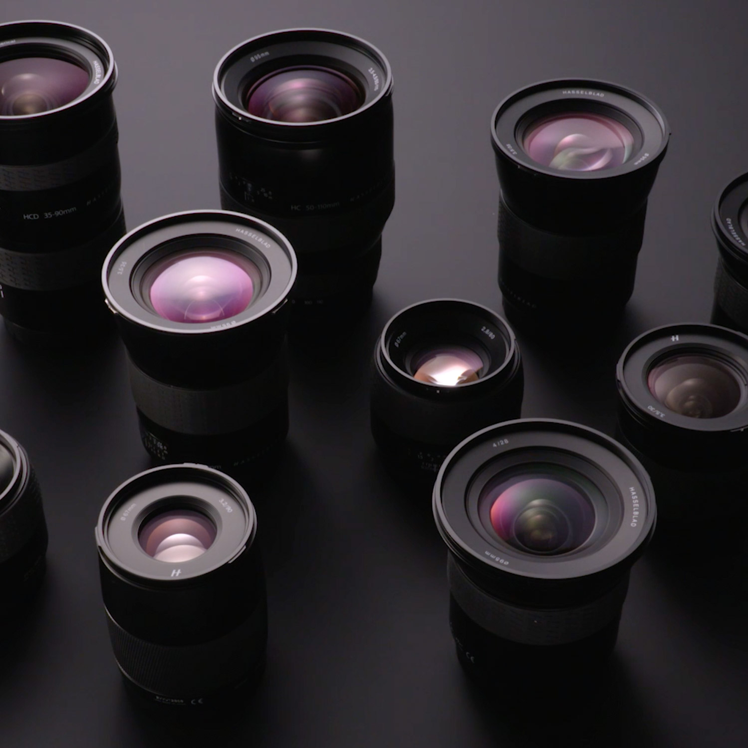 07. Camera lenses and focal length