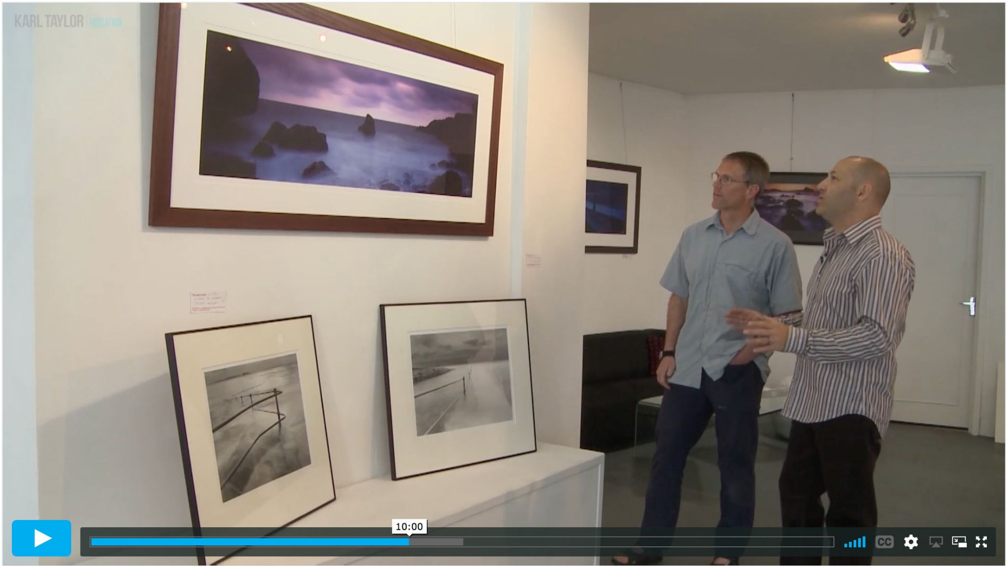 An overview of the principles of successful landscape photography