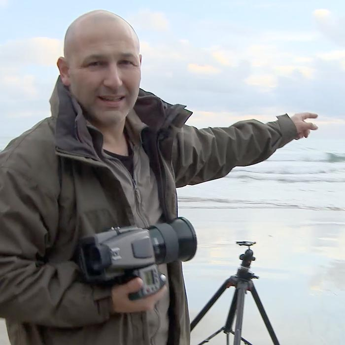 Landscape photography with a 50mm lens