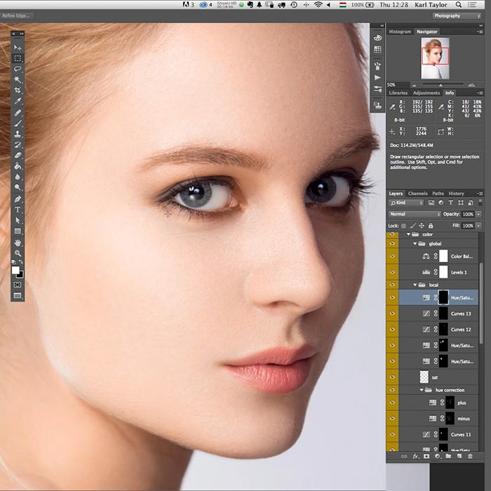 Advanced Photoshop For Photographers