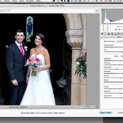 The basics of raw file conversions