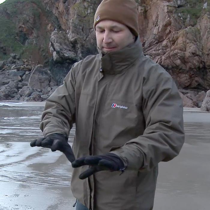 Dressing for cold weather when photographing on location