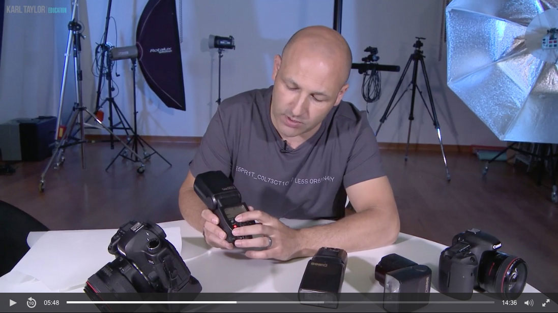 How to diffuse a speedlite