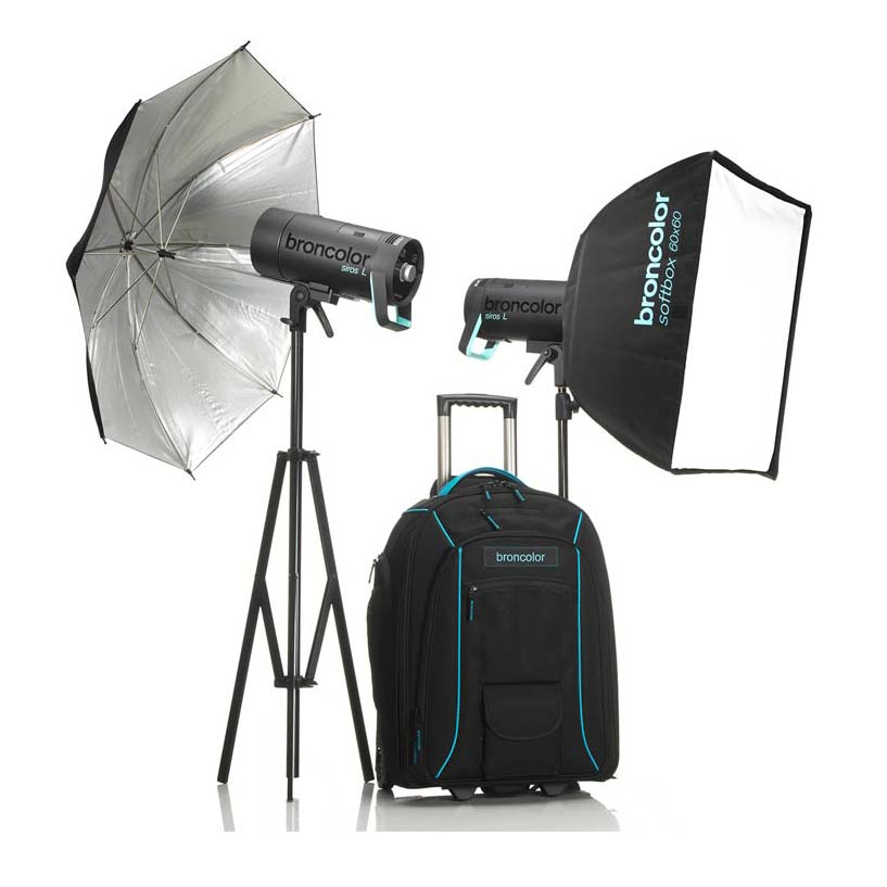 Broncolor Siros Lighting Kit