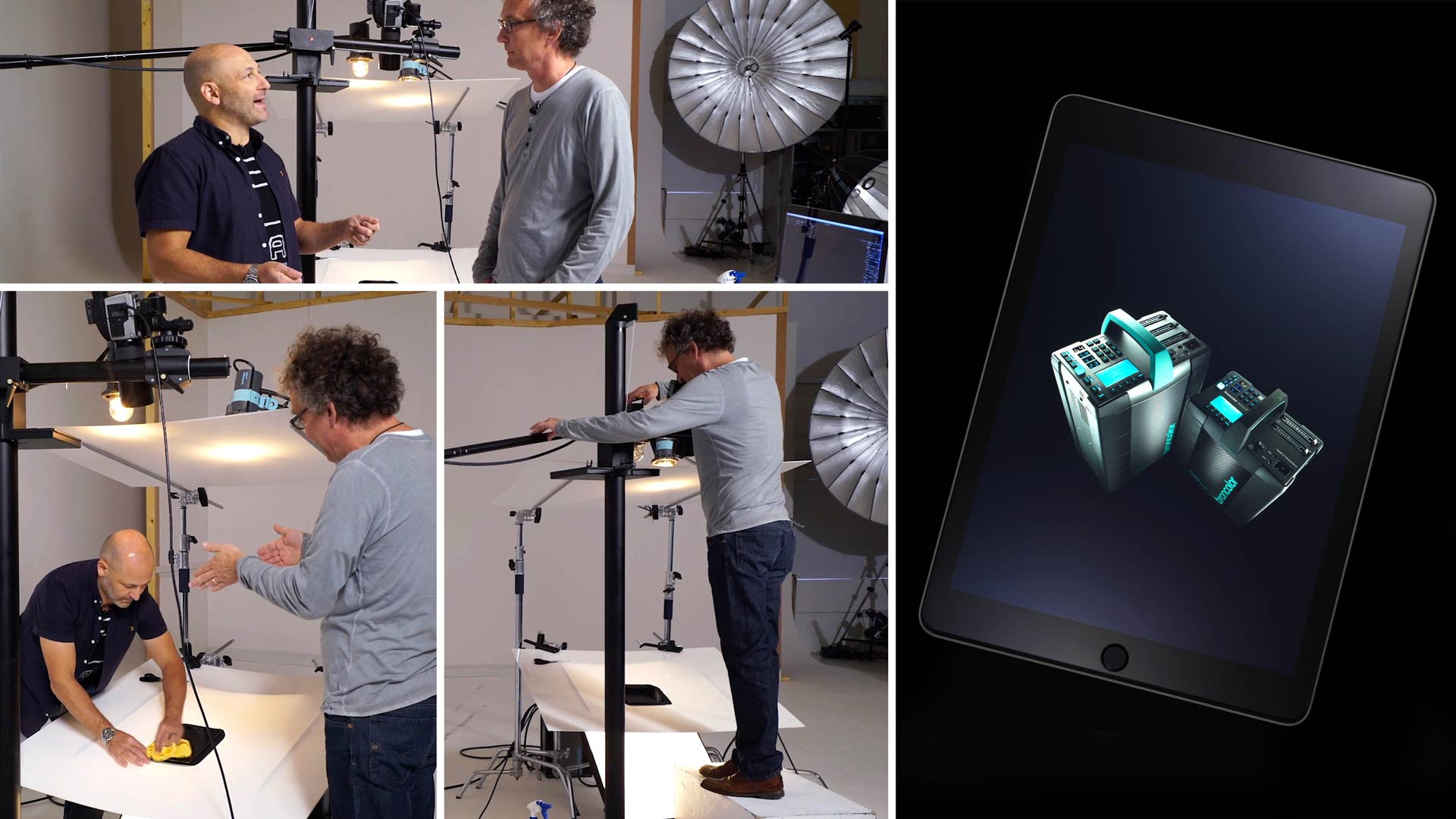 'How To' Full Version – Shooting Tech Devices