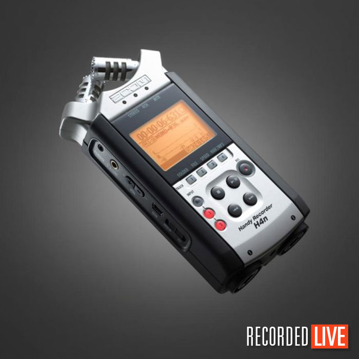Voice recorder product photo