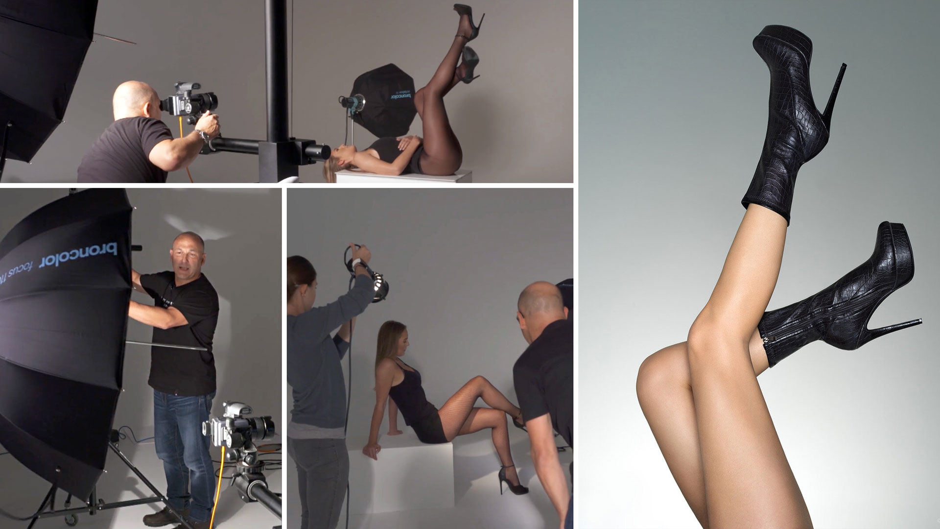 How To Photograph Legs