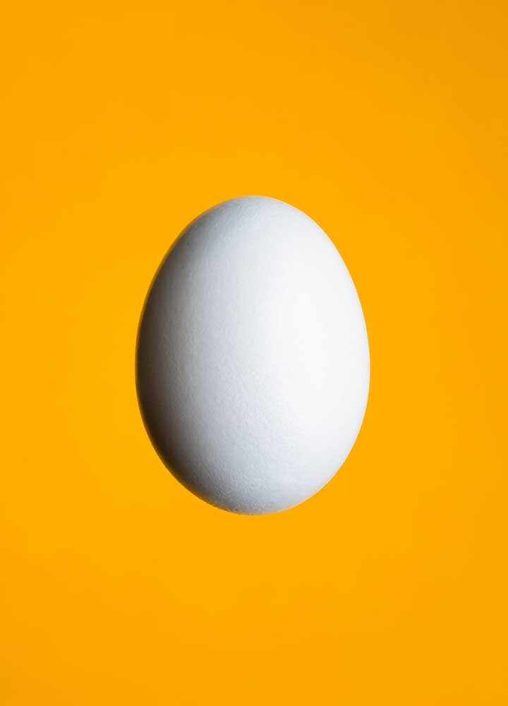 An image of eggs by Alan Longworth