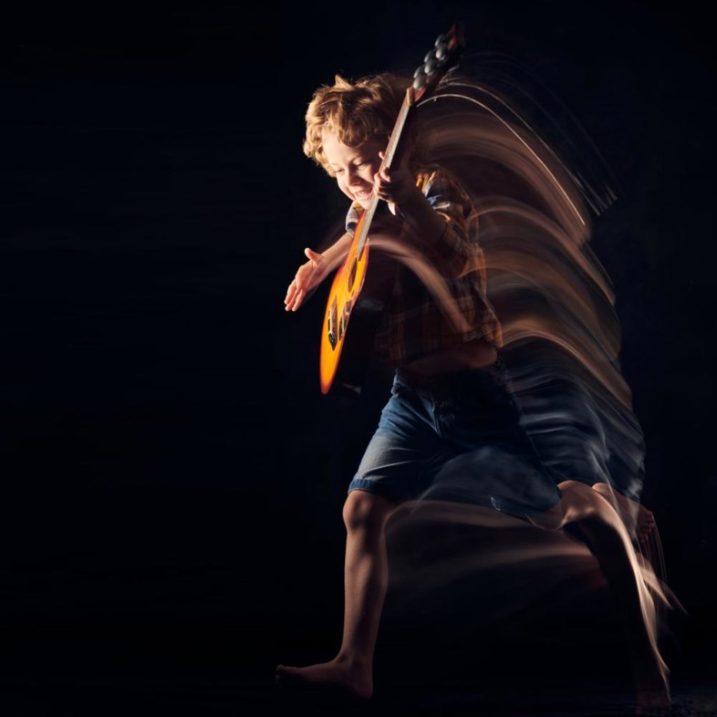 Motion blur image by Paul Smith