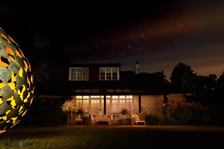 A photo of light painting by Photo10KH