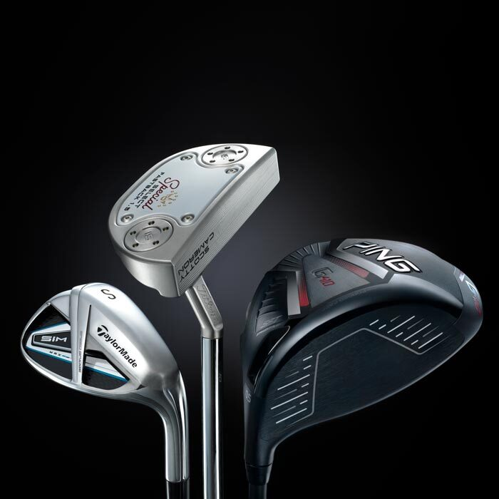 How To Photograph Golf Clubs