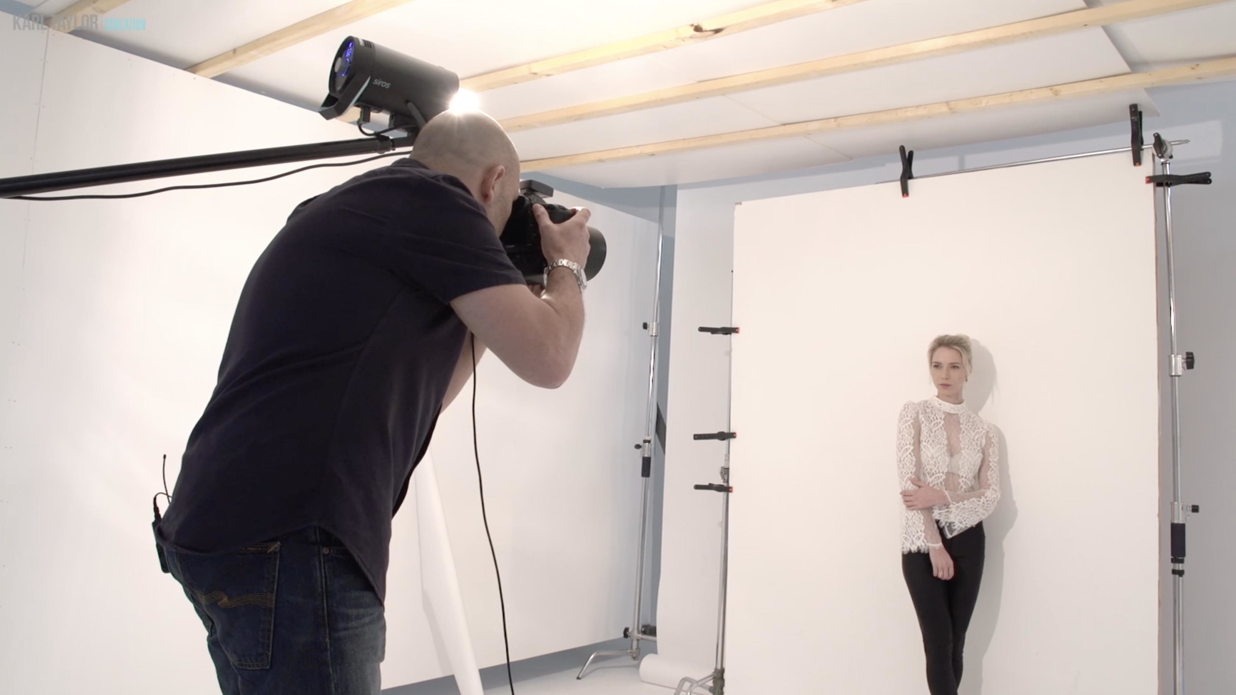 Shooting in a Small Photography Studio – 6 Tips