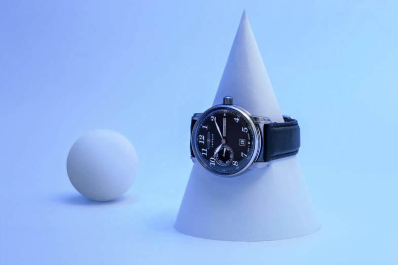 An image of a watch by Bogdan Para