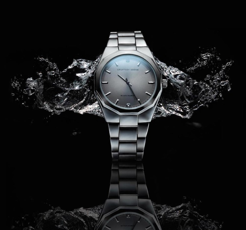 An image of a watch by Collins Matovu
