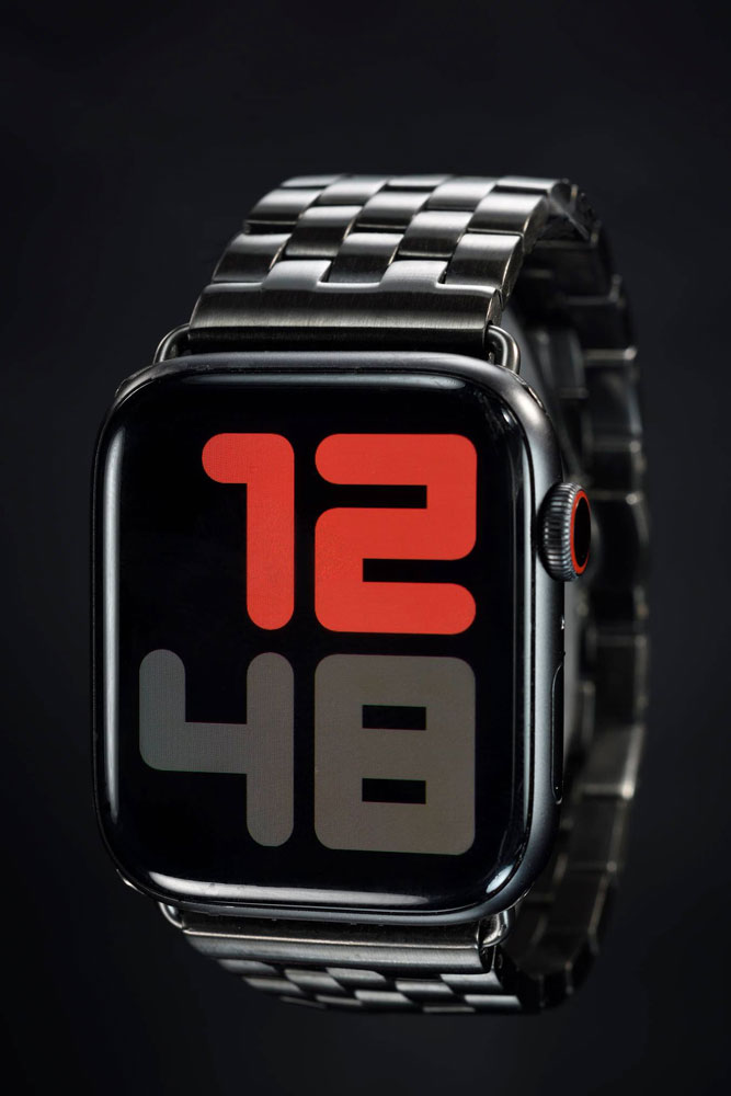An image of a watch by Doug Howell