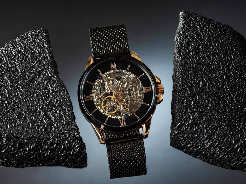 An image of a watch by Franck Charlery adele