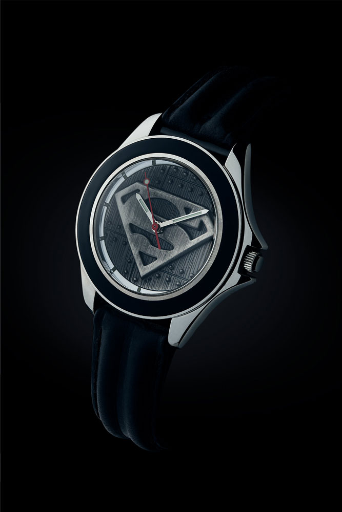 An image of a watch by Kevin Wilkerson