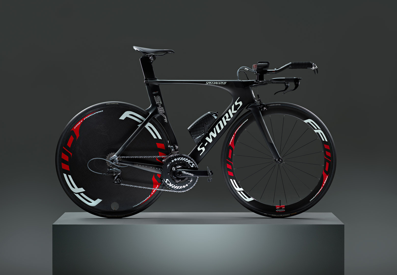 Product photo of a Specialized time-trial racing bicycle