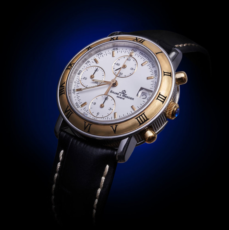 An image of a watch by Tom Corremans