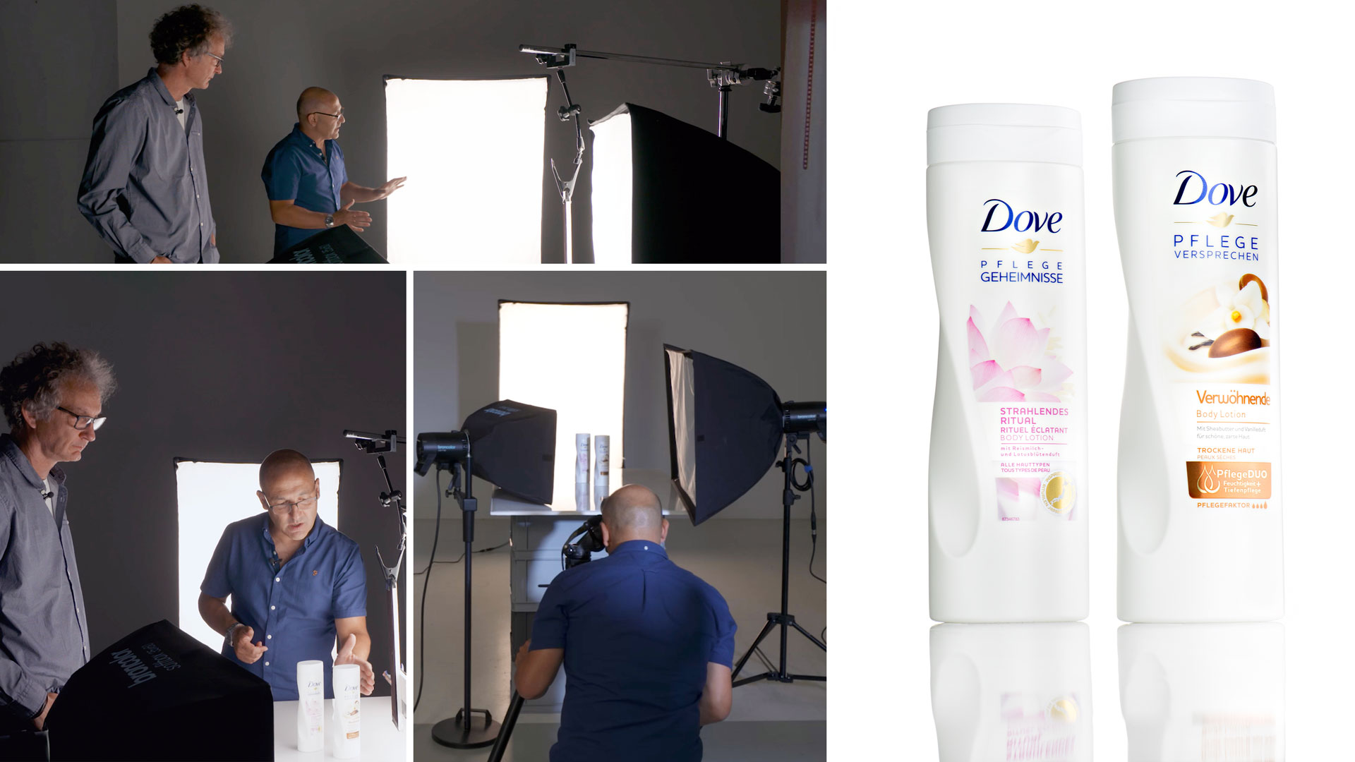 How To Use Continuous LED Lighting For Packshot Photography