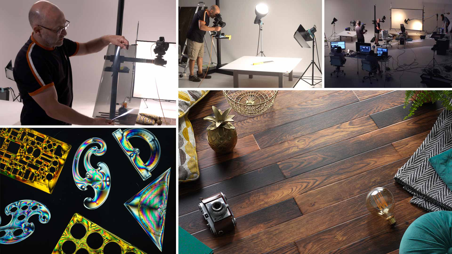 How & Why To Polarise Light in Studio Photography