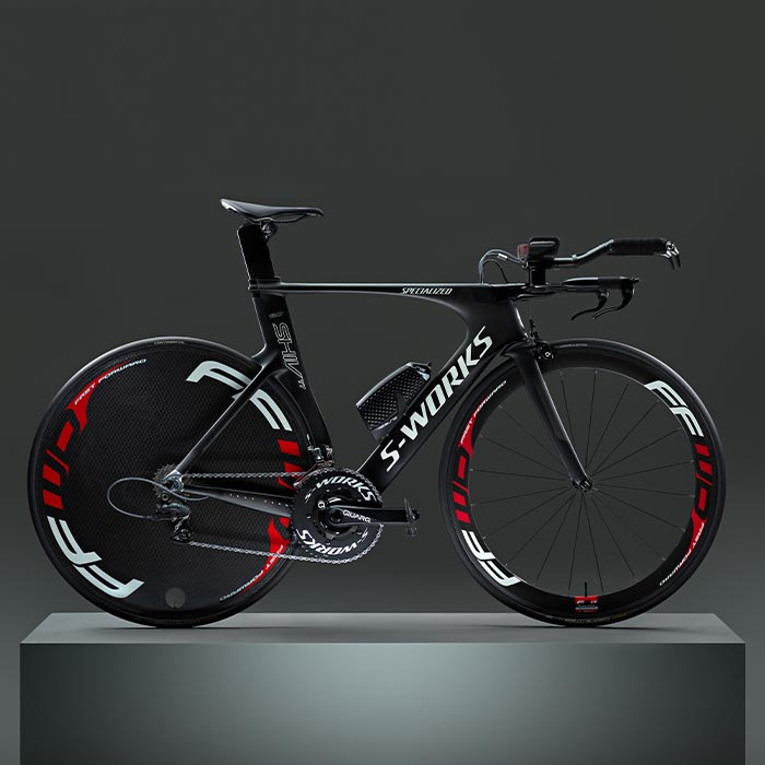 Cycling Photography: Specialized Racing Bike Shoot