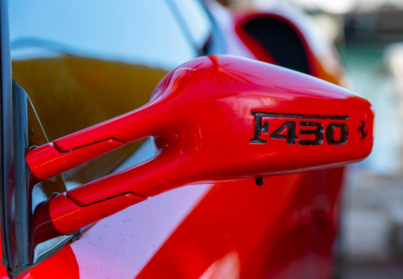 An image of car details by Alexandre Kroutinsky