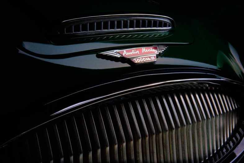 An image of car details by David Verdini