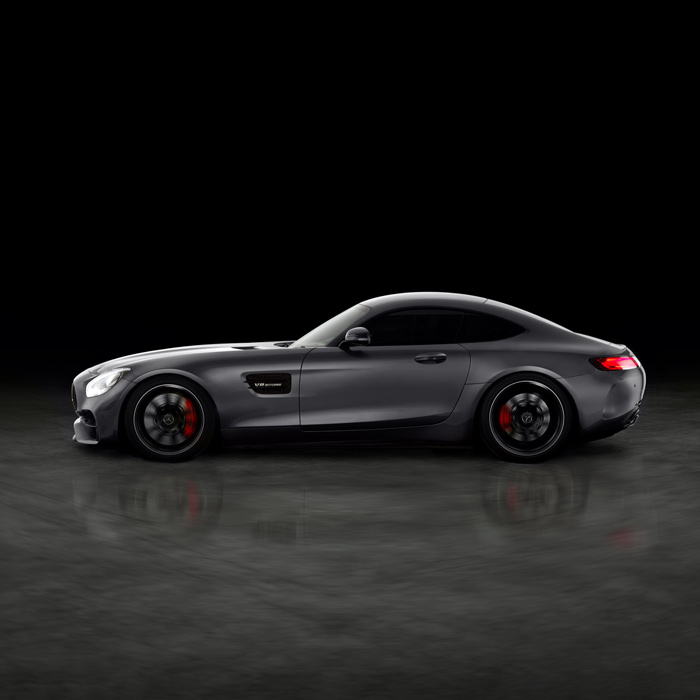 Professional Car Photography – Side view