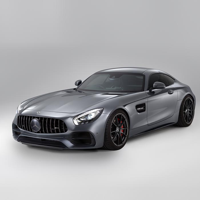 Professional Car Photography – 3/4 Front View