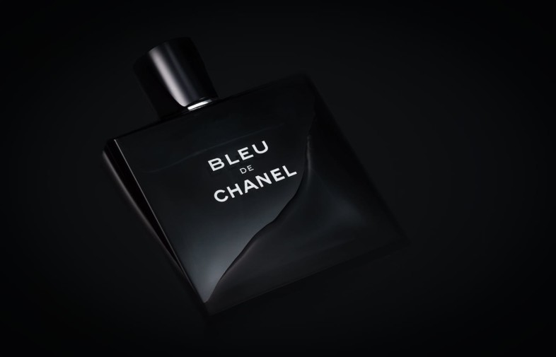 An image of a perfume bottle by Alan Longworth