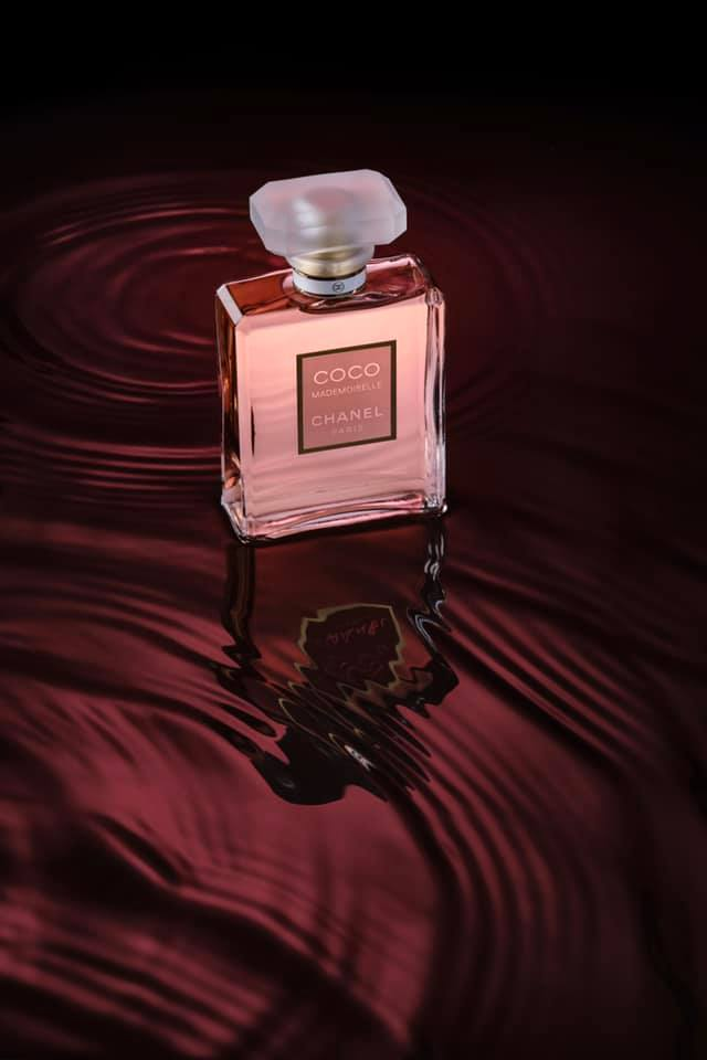 An image of a perfume bottle by Andrey Petrov