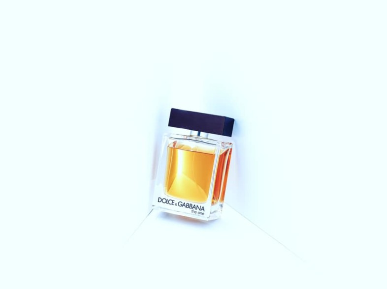 An image of a perfume bottle by Aquilino Paparo