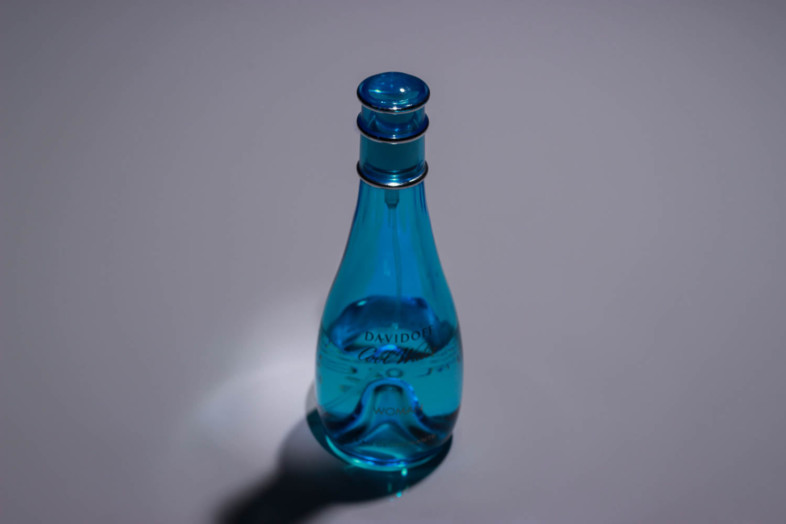 An image of a perfume bottle by Chris Griffin