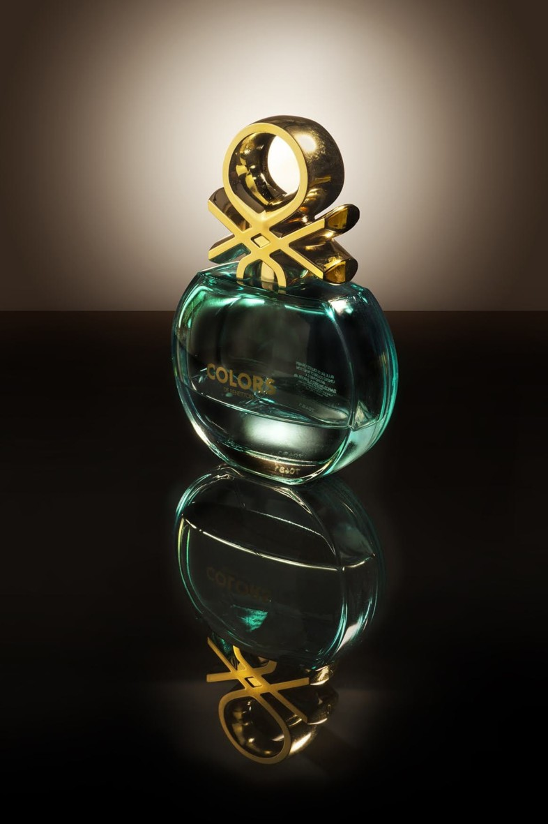 An image of a perfume bottle by Daniel Ghinaglia