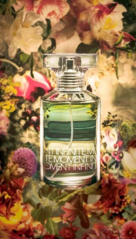 An image of a perfume bottle by George Stanescu
