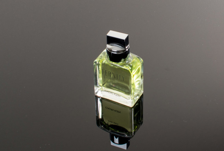 An image of a perfume bottle by James Barron