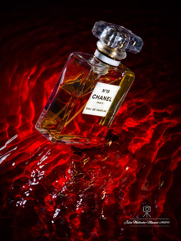 An image of a perfume bottle by Jules Holbeche Maund
