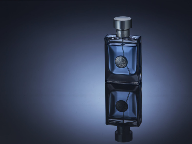 An image of a perfume bottle by Victoria Theaker