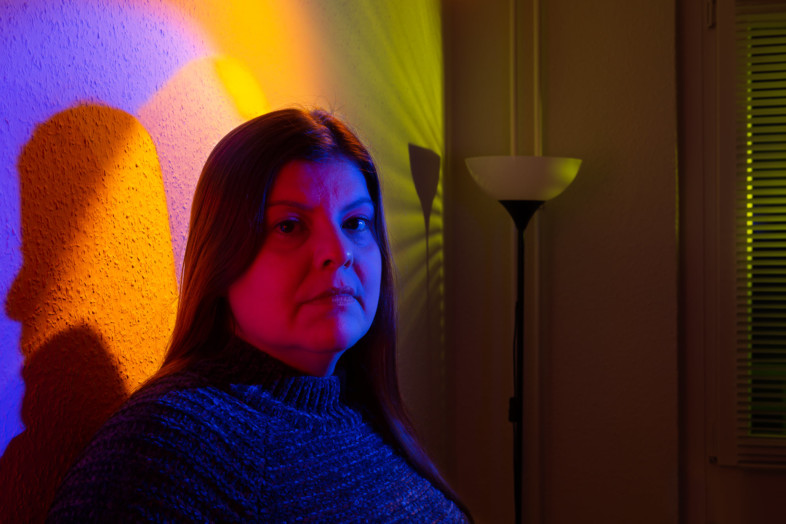 An image of colourful portraiture by Alejandro Camacho