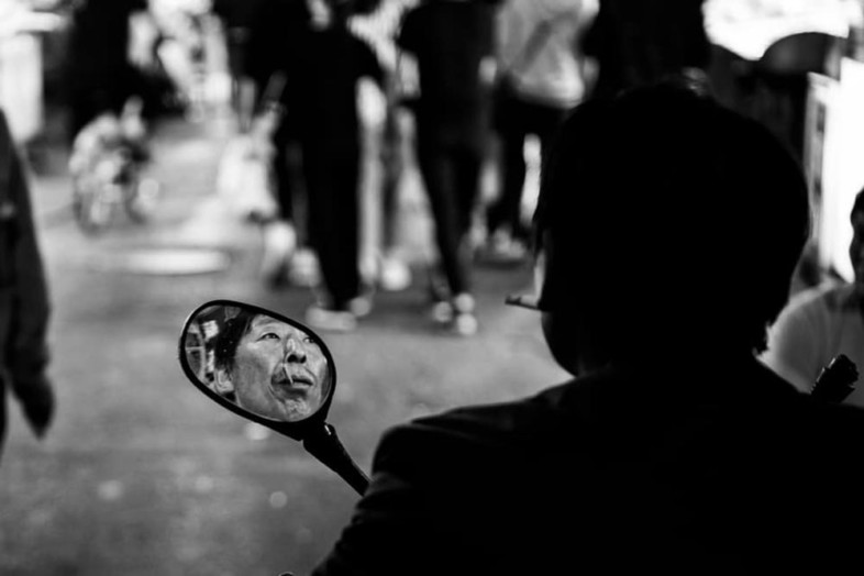 An image of street photography by Ben Haslett