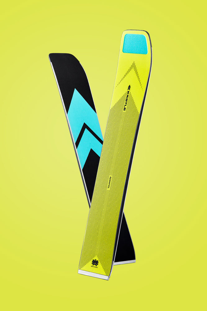 An image of sport equipment by Benno Sellin