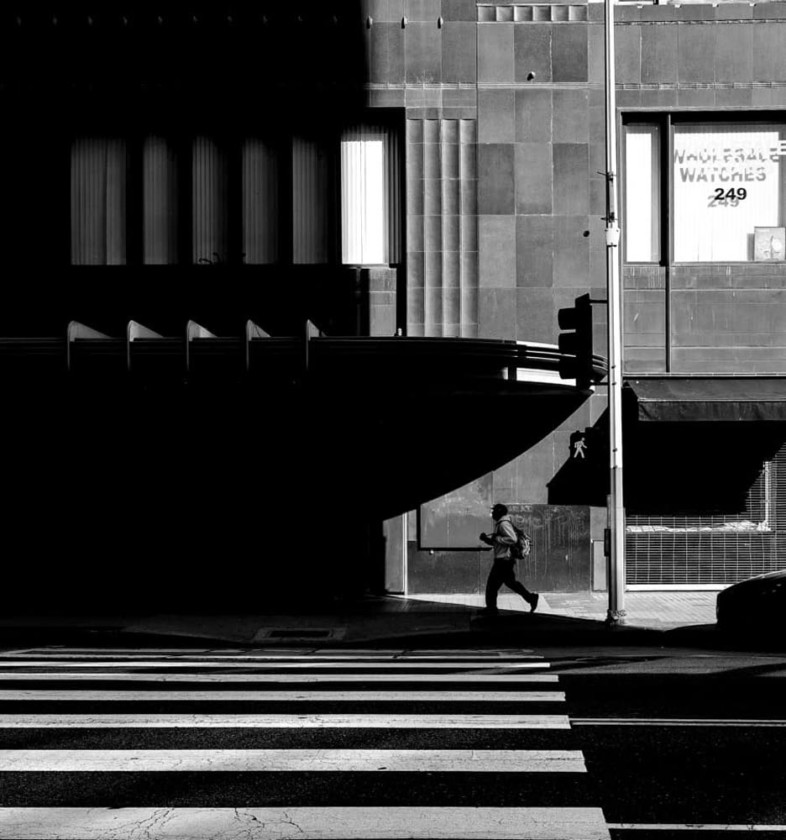 An image of street photography by Jonathan Mark Hedrick