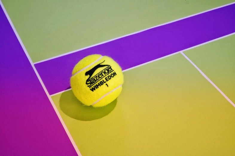 An image of sports equipment by Mark Livni