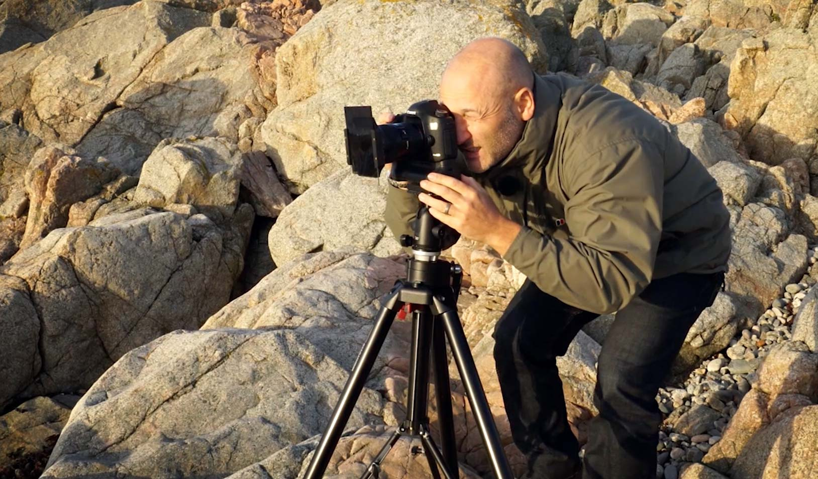 Using filters for landscape photography