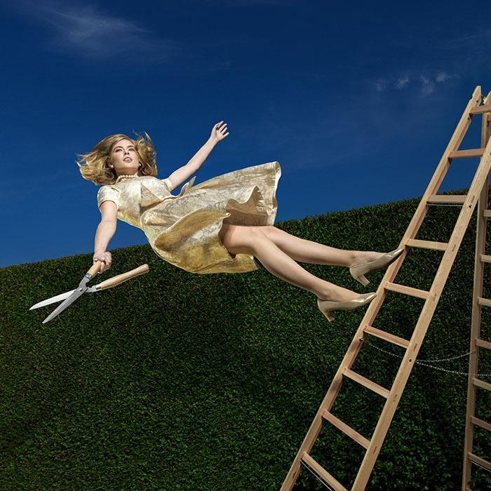 Conceptual fashion photography: Hazards of the Perfection Paradigm