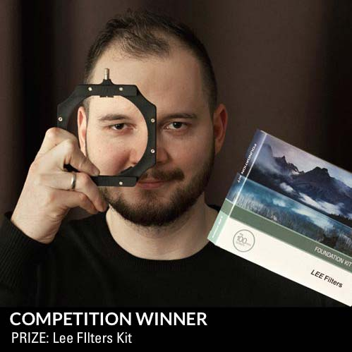 Competition Winner - Prize Lee Filters Kit