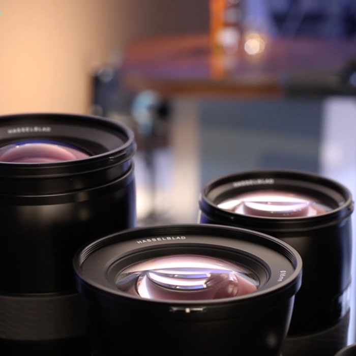 Lens selection for photography