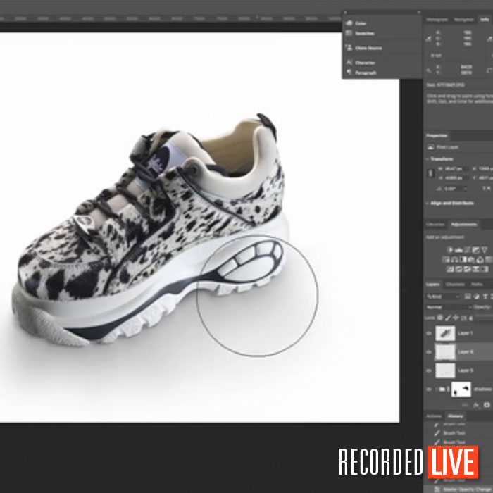 Creating Artificial Shadows In Photoshop
