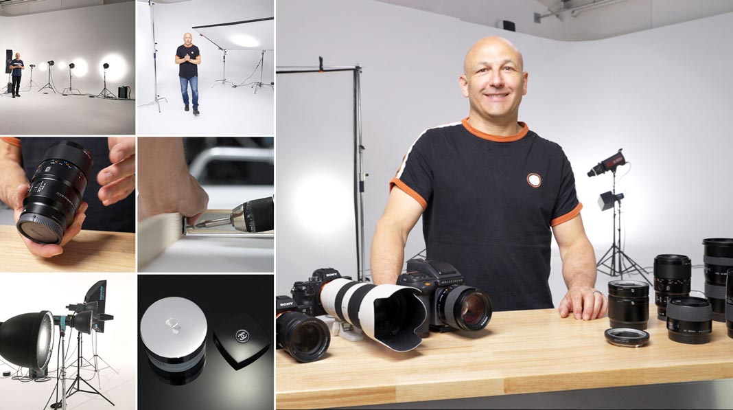Product Photographs Montage